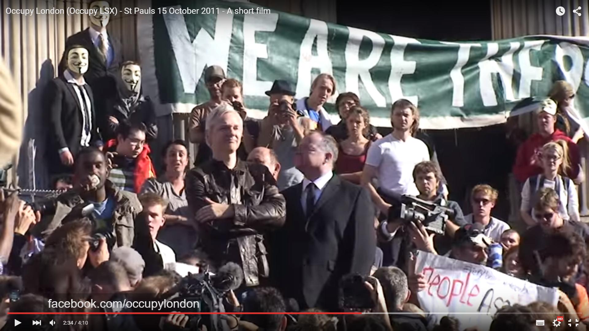 Occupy London Still