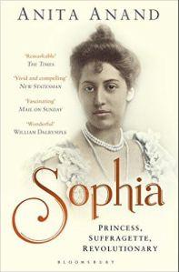 Sophia front cover