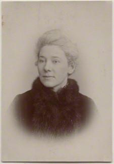 NPG x131220; (Emma) Jane Catherine Cobden Unwin by Fradelle & Young