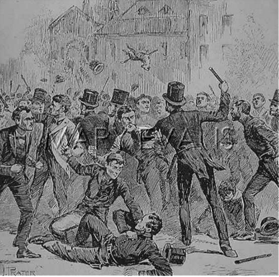 Coldbath Fields Riot