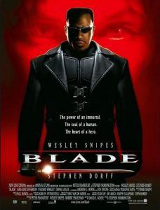 Blad film poster