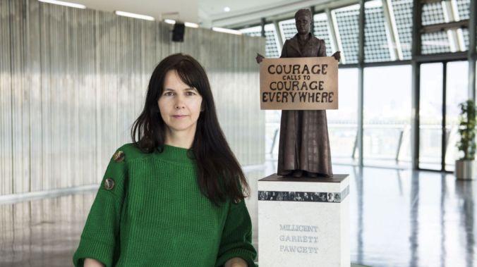 Millicent Garrett Fawcett statue.jpg