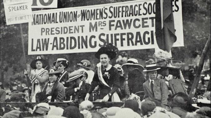 Millicent Garrett Fawcett Women's Pilgrimage.PNG