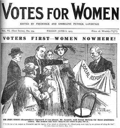 Votes for Women 1913