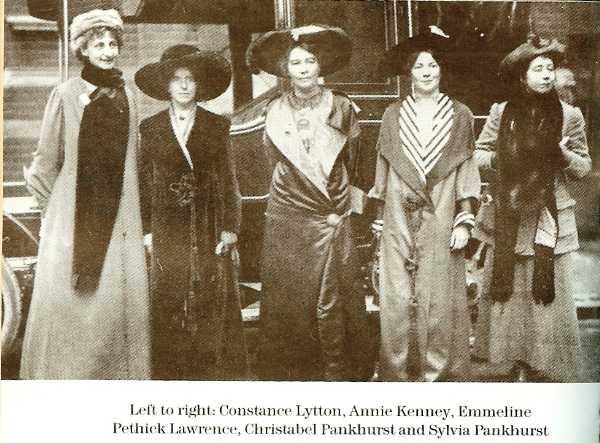 Constance Lytton group shot