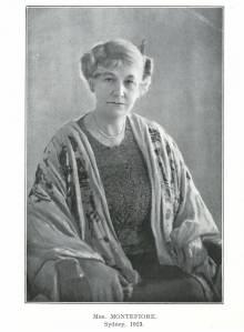 Dora Montefiore