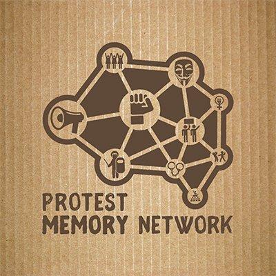 Protest Memory Network Logo
