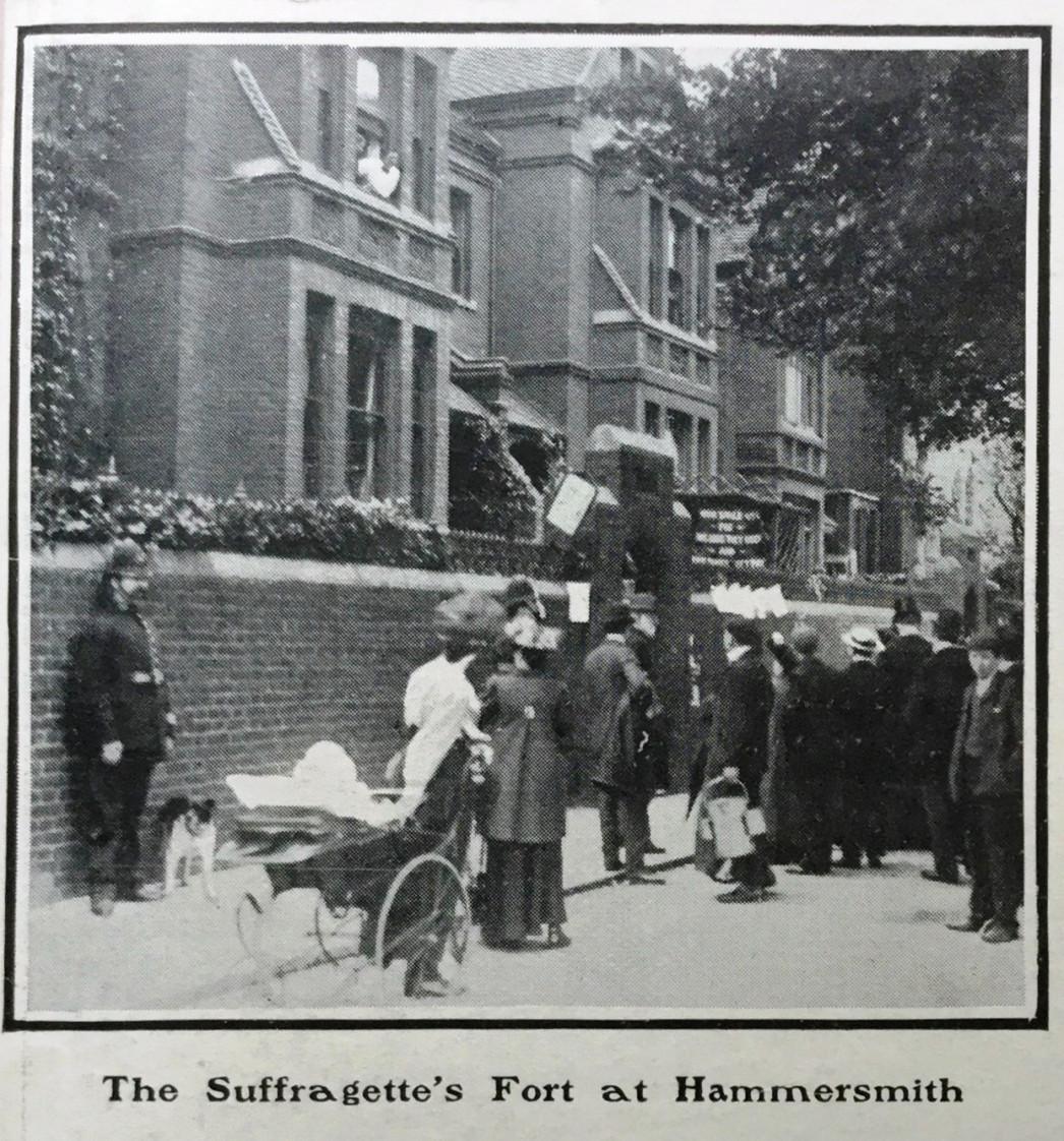 suffragette-fort-hammersmith