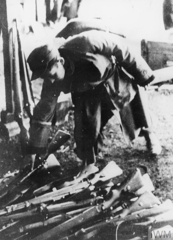 Warsaw Uprising Surrender
