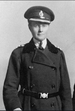 Margaret Damer Dawson
